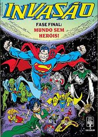Cover Thumbnail for Invasão (Editora Abril, 1990 series) #3
