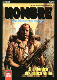 Cover Thumbnail for Bastei Comic Edition (Bastei Verlag, 1990 series) #72522 - Hombre: Die Horden des neuen Attila