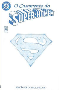 Cover Thumbnail for O Casamento do Super-Homem (Editora Abril, 1998 series)