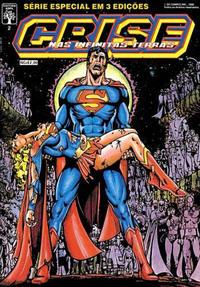 Cover Thumbnail for Crise nas Infinitas Terras (Editora Abril, 1989 series) #2