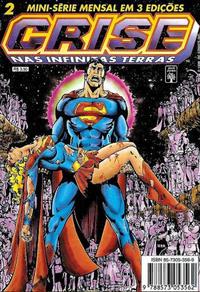 Cover Thumbnail for Crise nas Infinitas Terras (Editora Abril, 1996 series) #2