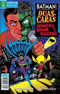 Cover Thumbnail for Batman: Duas-Caras Ataca Duas Vezes! (Editora Abril, 1995 series) #1