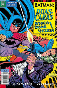 Cover Thumbnail for Batman: Duas-Caras Ataca Duas Vezes! (Editora Abril, 1995 series) #2