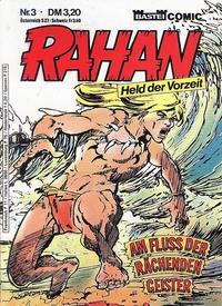Cover Thumbnail for Rahan (Bastei Verlag, 1984 series) #3