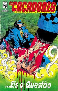 Cover Thumbnail for Os Caçadores (Editora Abril, 1990 series) #3