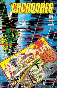 Cover Thumbnail for Os Caçadores (Editora Abril, 1990 series) #7