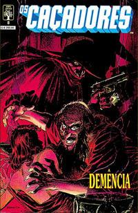 Cover Thumbnail for Os Caçadores (Editora Abril, 1990 series) #8