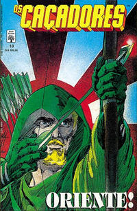 Cover Thumbnail for Os Caçadores (Editora Abril, 1990 series) #10