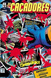 Cover Thumbnail for Os Caçadores (Editora Abril, 1990 series) #11