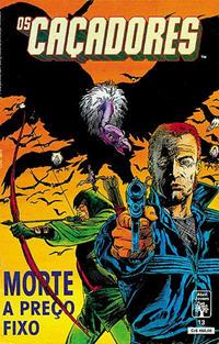 Cover Thumbnail for Os Caçadores (Editora Abril, 1990 series) #13