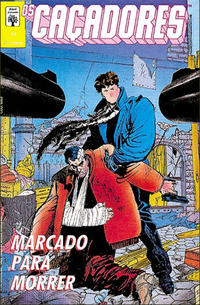 Cover Thumbnail for Os Caçadores (Editora Abril, 1990 series) #14