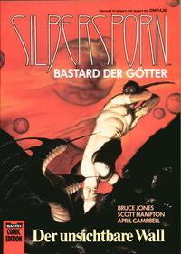 Cover Thumbnail for Bastei Comic Edition (Bastei Verlag, 1990 series) #72528 - Silbersporn: Der unsichtbare Wall