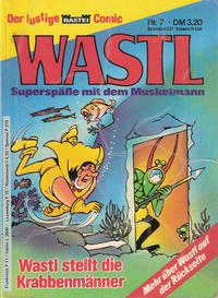 Cover Thumbnail for Wastl (Bastei Verlag, 1983 series) #7