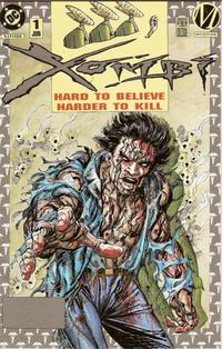 Cover Thumbnail for Xombi (DC, 1994 series) #1 [Premium Edition]