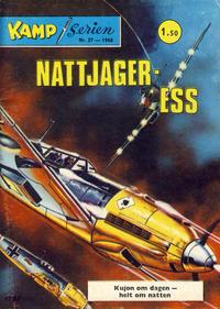 Cover Thumbnail for Kamp-serien (Serieforlaget / Se-Bladene / Stabenfeldt, 1964 series) #37/1968