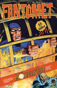 Cover Thumbnail for Fantomet (Semic, 1976 series) #6/1982