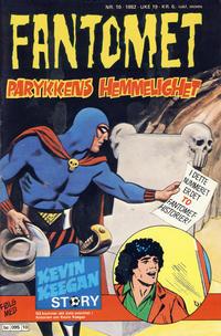 Cover Thumbnail for Fantomet (Semic, 1976 series) #10/1982