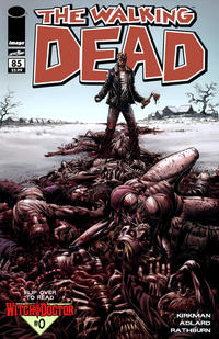 Cover for The Walking Dead (Image, 2003 series) #85 [Charlie Adlard Cover]