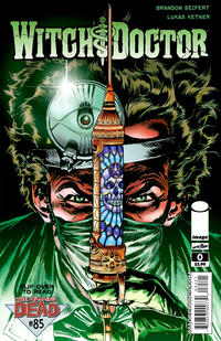 Cover Thumbnail for The Walking Dead (Image, 2003 series) #85 [Charlie Adlard Cover]