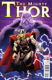 Cover Thumbnail for The Mighty Thor (Marvel, 2011 series) #2