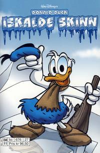 Cover Thumbnail for Donald Duck Tema pocket; Walt Disney's Tema pocket (Hjemmet / Egmont, 1997 series) #Donald Duck Iskalde skinn