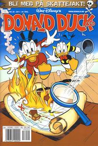 Cover Thumbnail for Donald Duck & Co (Hjemmet / Egmont, 1948 series) #20/2011