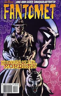 Cover Thumbnail for Fantomet (Hjemmet / Egmont, 1998 series) #10/2011