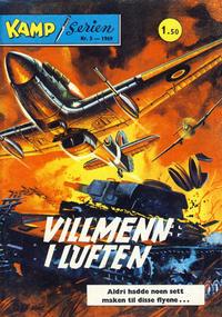 Cover Thumbnail for Kamp-serien (Serieforlaget / Se-Bladene / Stabenfeldt, 1964 series) #3/1969