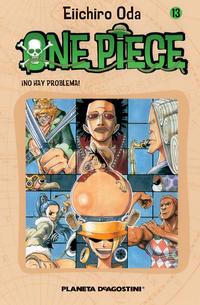 Cover Thumbnail for One Piece (Planeta DeAgostini, 2003 series) #13