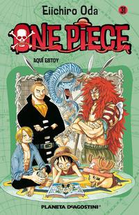 Cover Thumbnail for One Piece (Planeta DeAgostini, 2003 series) #31