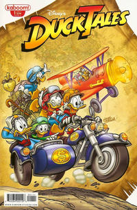 Cover Thumbnail for DuckTales (Boom! Studios, 2011 series) #1