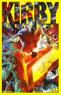 Cover Thumbnail for Kirby: Genesis (Dynamite Entertainment, 2011 series) #0 [Alex Ross Main Cover]