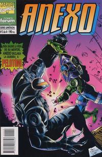 Cover Thumbnail for Anexo (Planeta DeAgostini, 1995 series) #3