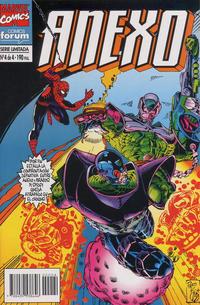 Cover Thumbnail for Anexo (Planeta DeAgostini, 1995 series) #4