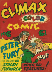 Cover Thumbnail for Climax Color Comic (K. G. Murray, 1947 series) #6