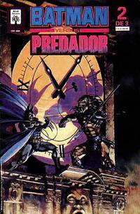 Cover Thumbnail for Batman versus Predador (Editora Abril, 1992 series) #2