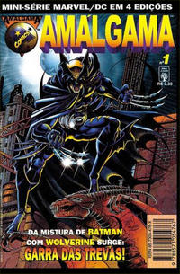 Cover Thumbnail for Amálgama (Editora Abril, 1997 series) #1