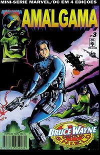 Cover Thumbnail for Amálgama (Editora Abril, 1997 series) #3