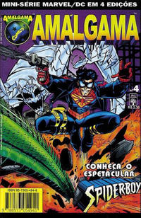 Cover Thumbnail for Amálgama (Editora Abril, 1997 series) #4