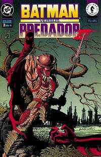 Cover Thumbnail for Batman versus Predador II (Editora Abril, 1996 series) #2
