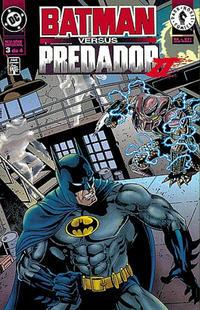 Cover Thumbnail for Batman versus Predador II (Editora Abril, 1996 series) #3