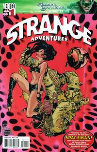 Cover Thumbnail for Strange Adventures (DC, 2011 series) #1
