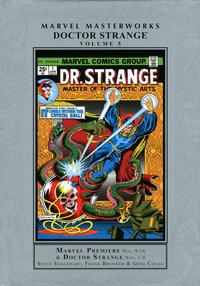 Cover Thumbnail for Marvel Masterworks: Doctor Strange (Marvel, 2003 series) #5 [Regular Edition]