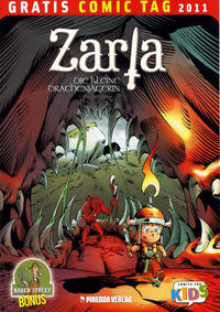 Cover Thumbnail for Zarla (Piredda Verlag, 2011 series) #[nn]