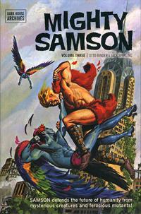 Cover Thumbnail for Mighty Samson (Dark Horse, 2010 series) #3