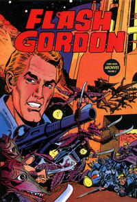 Cover Thumbnail for Flash Gordon Comic-Book Archives (Dark Horse, 2010 series) #3