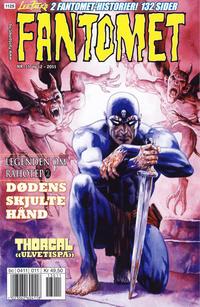 Cover Thumbnail for Fantomet (Hjemmet / Egmont, 1998 series) #11-12/2011