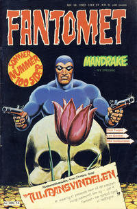Cover Thumbnail for Fantomet (Semic, 1976 series) #14/1982