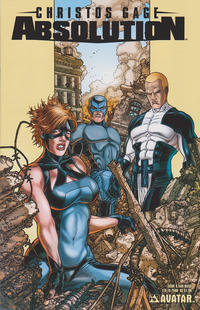 Cover Thumbnail for Absolution (Avatar Press, 2009 series) #0