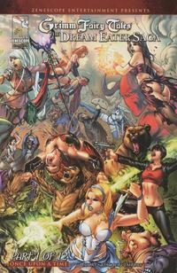 Cover Thumbnail for Grimm Fairy Tales: Dream Eater Saga (Zenescope Entertainment, 2011 series) #1 [Cover A - Eric Basaldua]